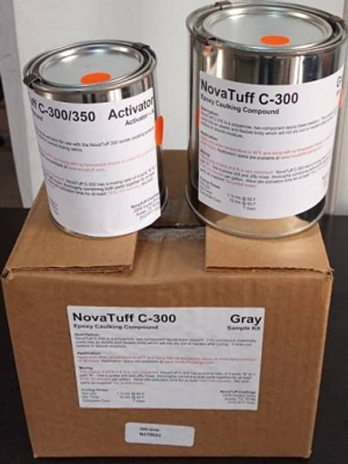 NovaTuff C-300 Epoxy Caulking Compound