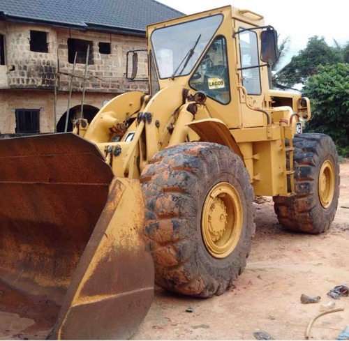 Wheel Loader Payloader Caterpillar CAT 966C 4