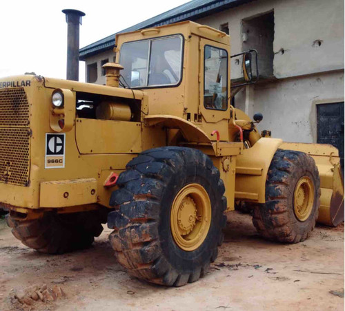Wheel Loader Payloader Caterpillar CAT 966C 3