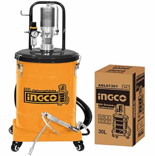 Air Grease Lubricator 30 Liters  INGCO AGL01301 pack