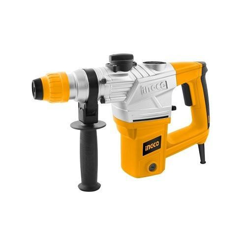 Rotary Hammer heavy Duty Drill Machine 20mm 1050W INGCO RH10508