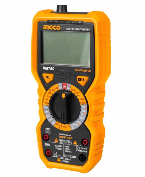 Digital Multimeter INGCO DM750