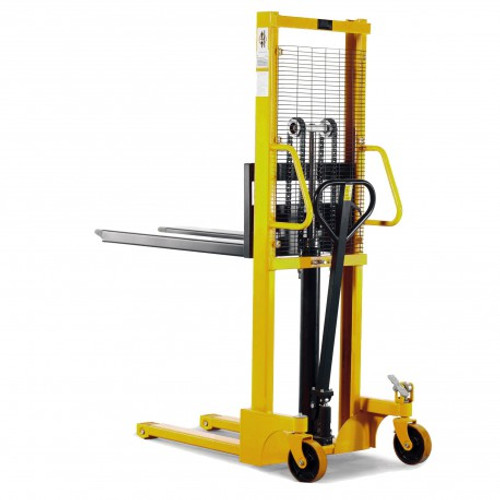 Standard Manual Hydraulic Stacker