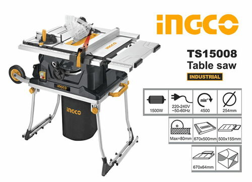 Table Saw - INGCO TS15008