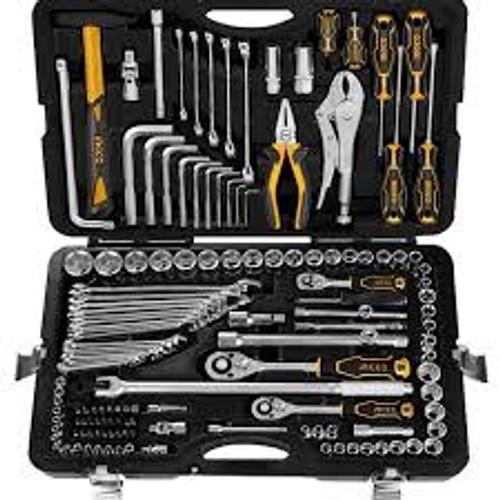 142Pcs Combination Tools Set INGCO HKTHP21421