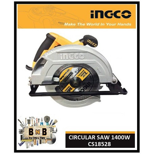 7 Inch Circular Saw- INGCO CS18528