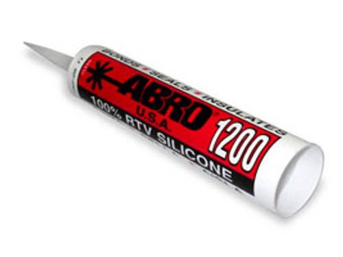 Abro Silicone Sealant (Black)
