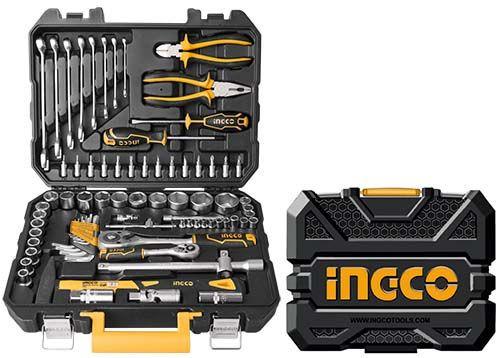 77 PCS Tools Set INGCO HKTHP20771
