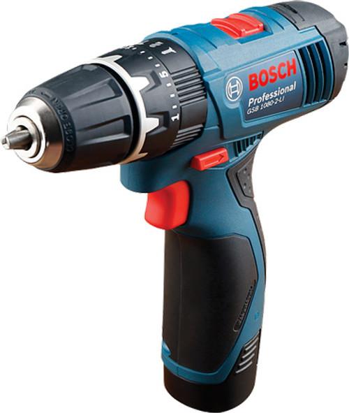 Bosch Professional Cordless Impact Drill GSB 1080-2-LI
