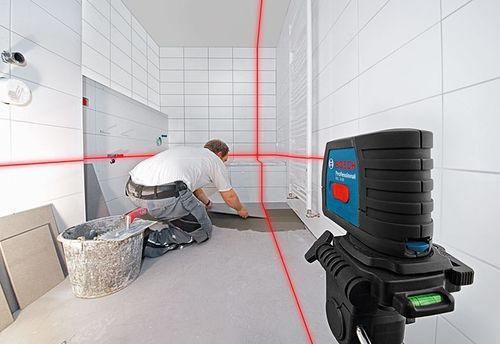 Bosch Professional Line Laser Bosch GLL 2-15 Kit+BM3
