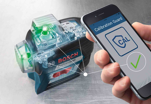 Bosch Professional Laser GLL 3-80 CG with App