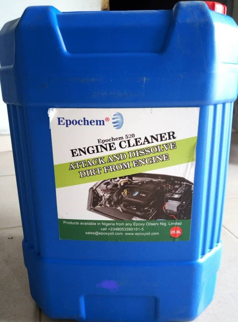 Engine Cleaner Epochem 520 Engine Degreaser 20 liters
