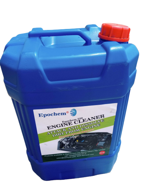 Engine Cleaner Epochem 520 Engine Degreaser 20 liters