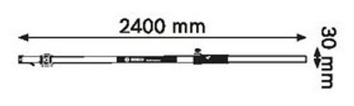 Bosch Professional Measuring Rod Bosch GR 240