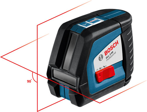 Bosch Professional Line Laser Bosch GLL 2-50