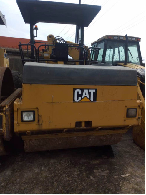Vibratory Double drum Roller  CATERPILLAR CB 534 D 1994 model for sale