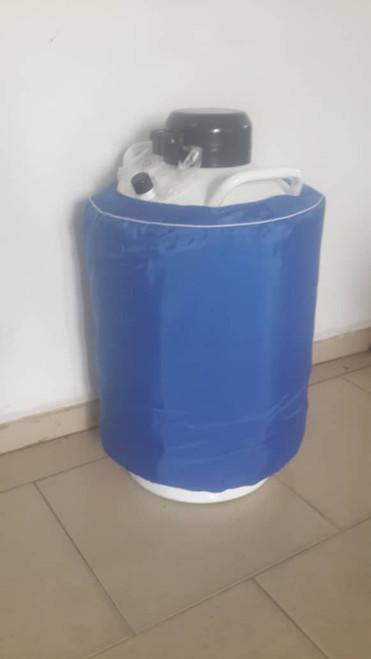 Jinxin Cryogenic Liquid Nitrogen Storage Tank 10 Cubic