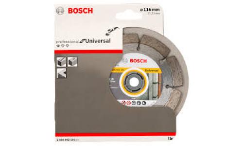 Bosch Professional Diamond Cutting Disc, Standard for Universal 115 mm