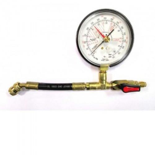 Nitrogen Pressure Test Gauge
