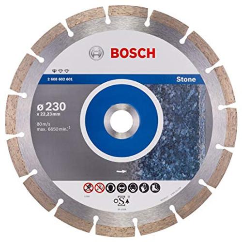 Bosch Pofessional Diamond Cutting Disc for Stone 230mm