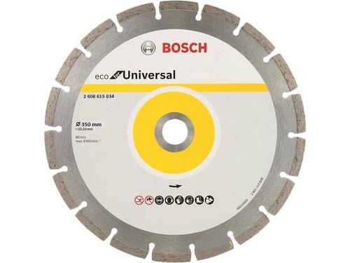Bosch Professional Diamond Cutting Blade 350mm Ecoline