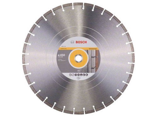 Bosch Diamond Cutting Blade Standard for Universal 450mm