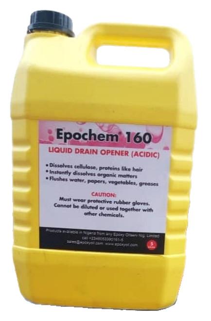 Epochem 160 Liquid Drain Opener (Acidic)