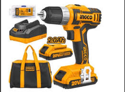 Lithium-Ion cordless drill INGCO CDLI2002