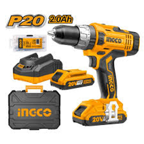 Lithium-Ion cordless drill INGCO CDLI2003