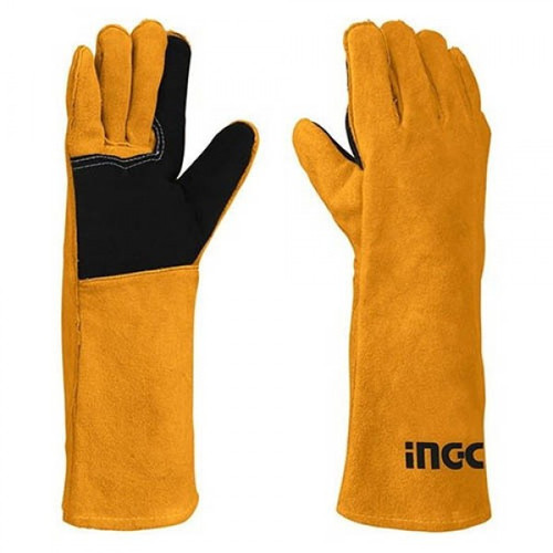 Welding Leather gloves - INGCO HGVW02