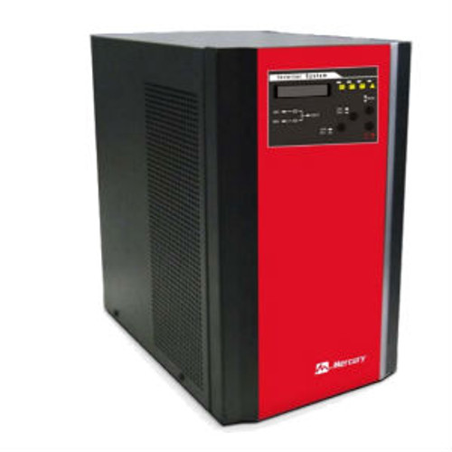Mercury MH 3000VA Inverter, Pure Sinewave, Transformer Base, 24VDC