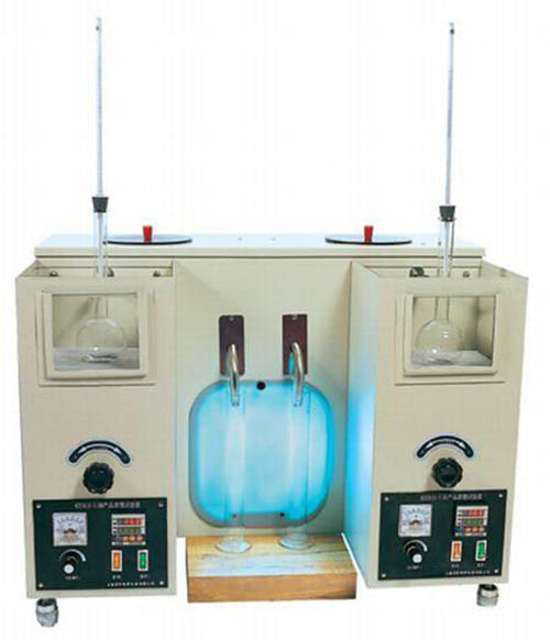 GD-6536B Distillation Tester  (Low Temperature Double Units)