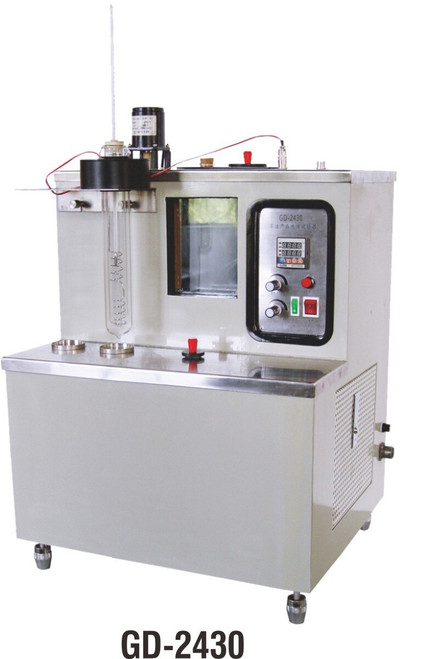 GD-2430 Freezing Point Tester(Engine Coolant)