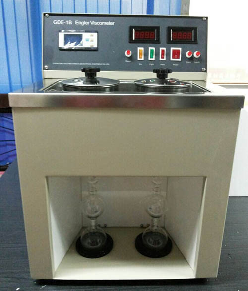 GDE-1B Engler Viscometer (Double Unit)