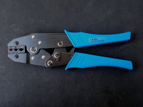 Insulated Ratcheting crimp tool plier crimper .