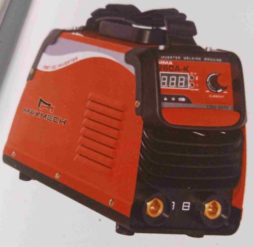Maxmech Inverter  Welding Machine MMA - 260A-K