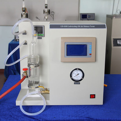 GD-0308 Lubricating Oil Air Release Value Tester