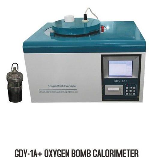 GDY-1A+  Oxygen Bomb Calorimeter