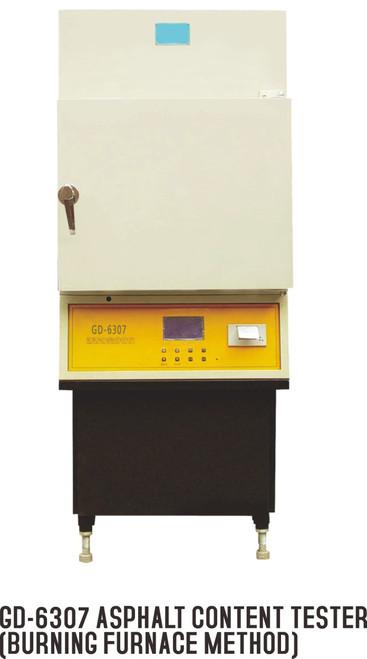 GD-6307 Asphalt Content Tester