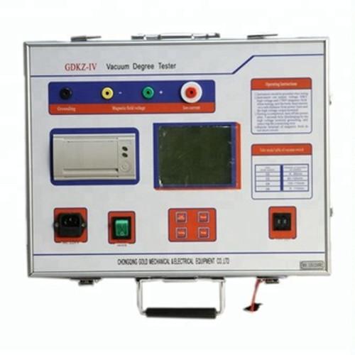 GDKZ-IV Vacuum Switch Vacuum Degree Tester