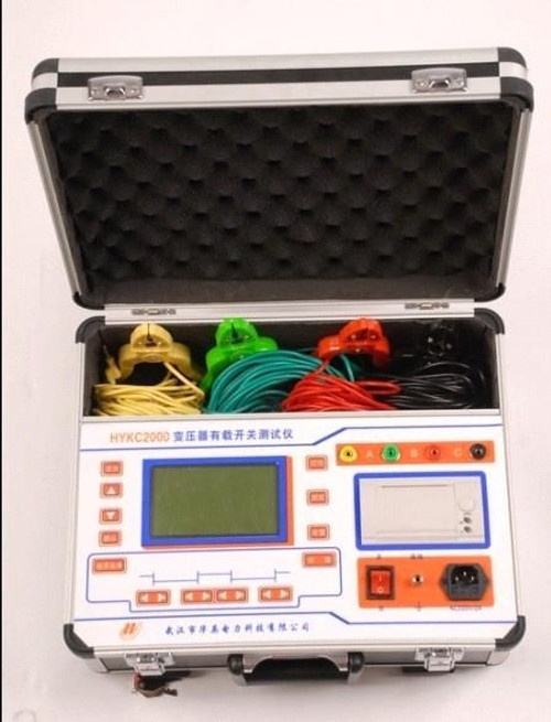 GDKC-2000 Load Voltage Adjustment Switch Tester