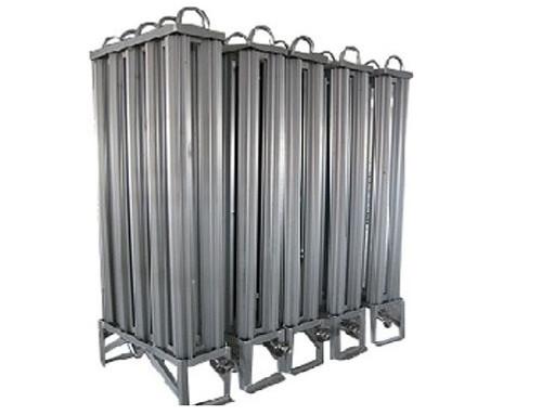 Bulk Storage Tank Ambient Air Vaporizer [ Oxygen - Nitrogen - Argon ]