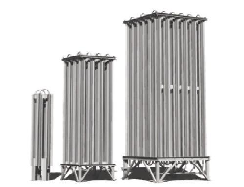 Bulk Storage Tank Ambient Air Vaporizer [ Propane ]