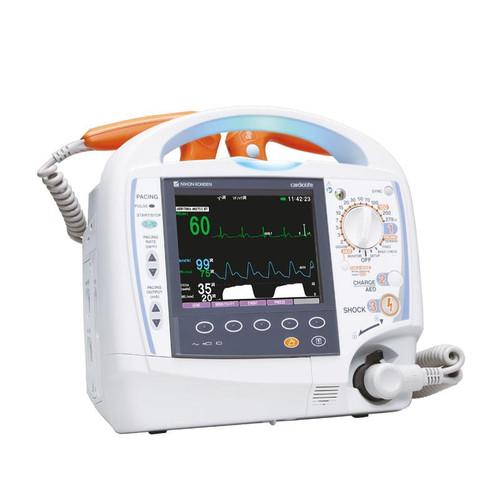 Nihon Kohden Multi-Parameter Detector Defibrillator Tec-5631F