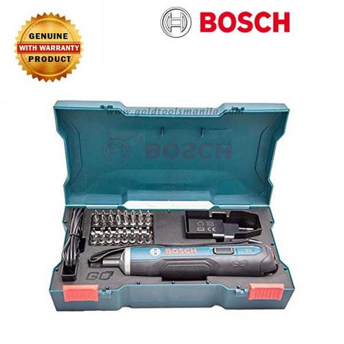 Bosch Go + acc