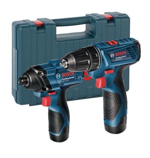 Bosch GSR 120-LI + GDR 120-LI