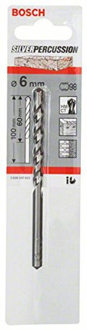Bosch CYL-3, Concrete drill bit  6 x 60 x 100 mm