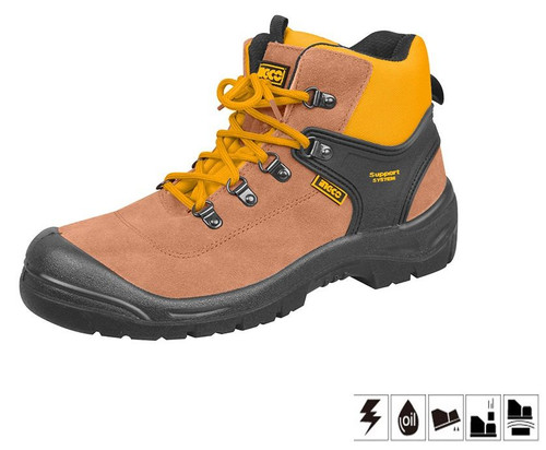 Safety Boot INGCO SSH02S1P (39)