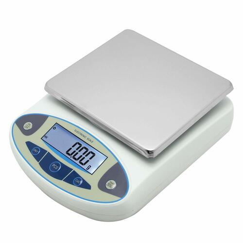 Digital Lab weight measure