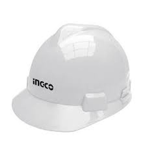 Safety Helmet (White) INGCO HSH09